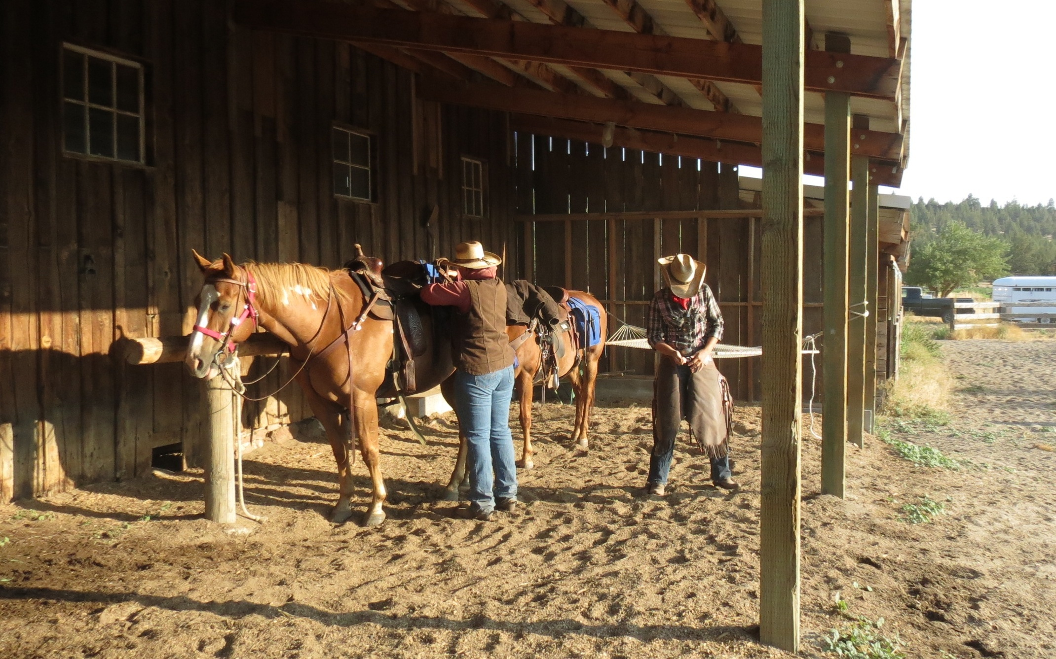 What Is A Dude Ranch Vacation  Guest Ranch Vacations