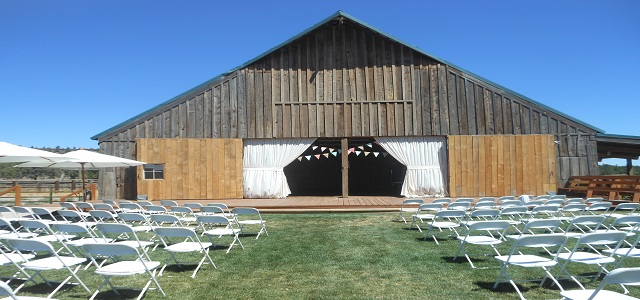 Central Oregon Wedding Venue Outdoor Sisters Event