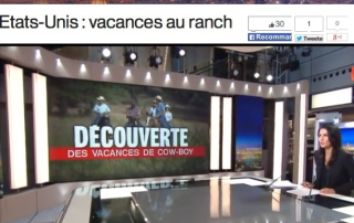 France 2 evening news Sisters 1