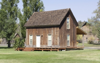 """The original  """"Homestead"""" guest house"""