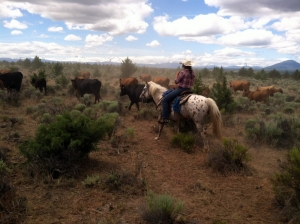 Dude ranch vacations in Central Oregon