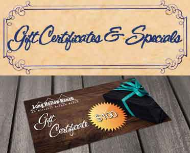Buy gift certificates for Oregon Guest Ranch Vacations & B&B Sisters & Redmond Oregon