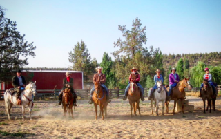 guests of long hollow ranch