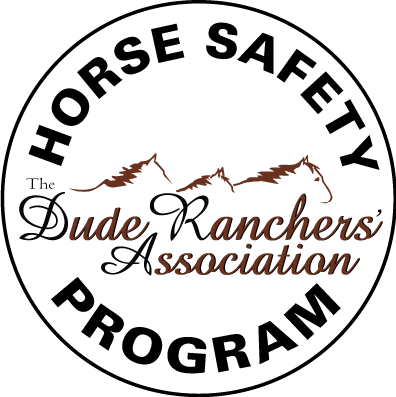 Oregon's LHR Dude Ranch Vacations Horse Safety Program