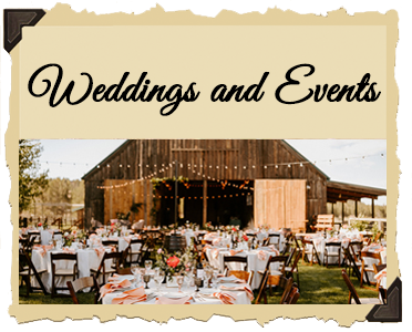 Oregon Guest Ranch Vacations & B&B Sisters & Redmond Oregon Weddings and Special Events