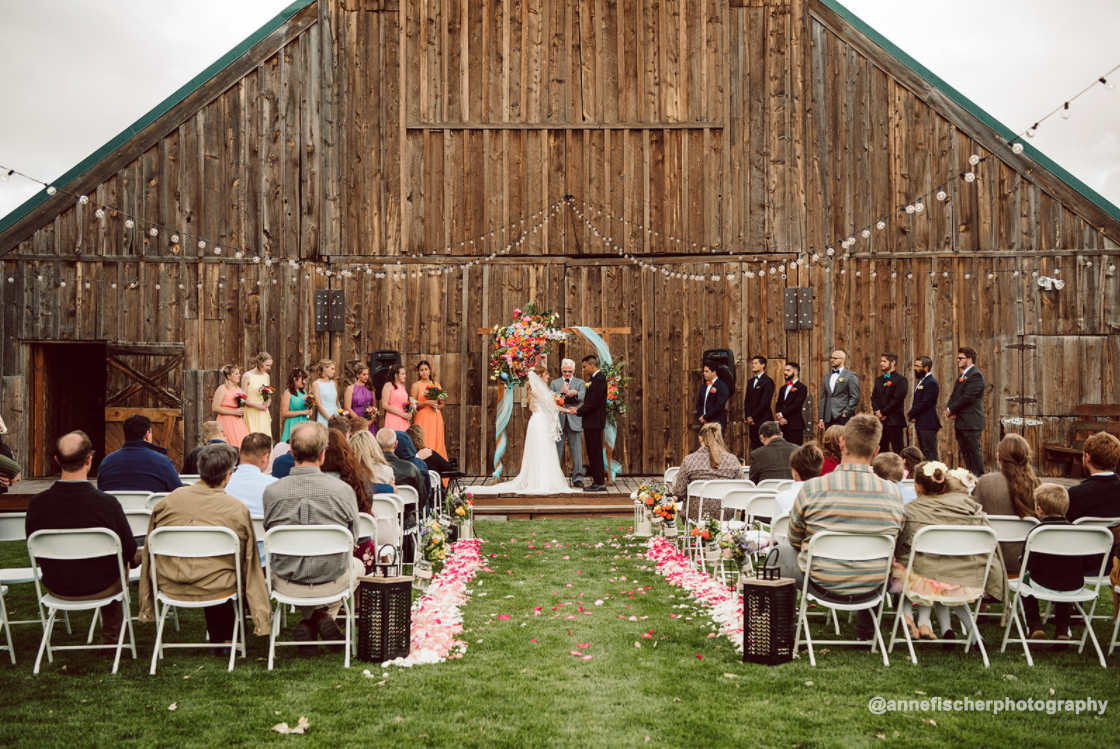 Long Hollow Ranch Weddings
